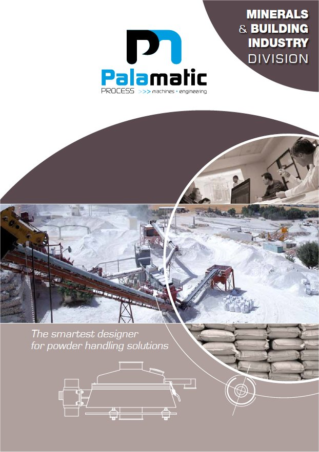 building industry documentation palamatic process mini