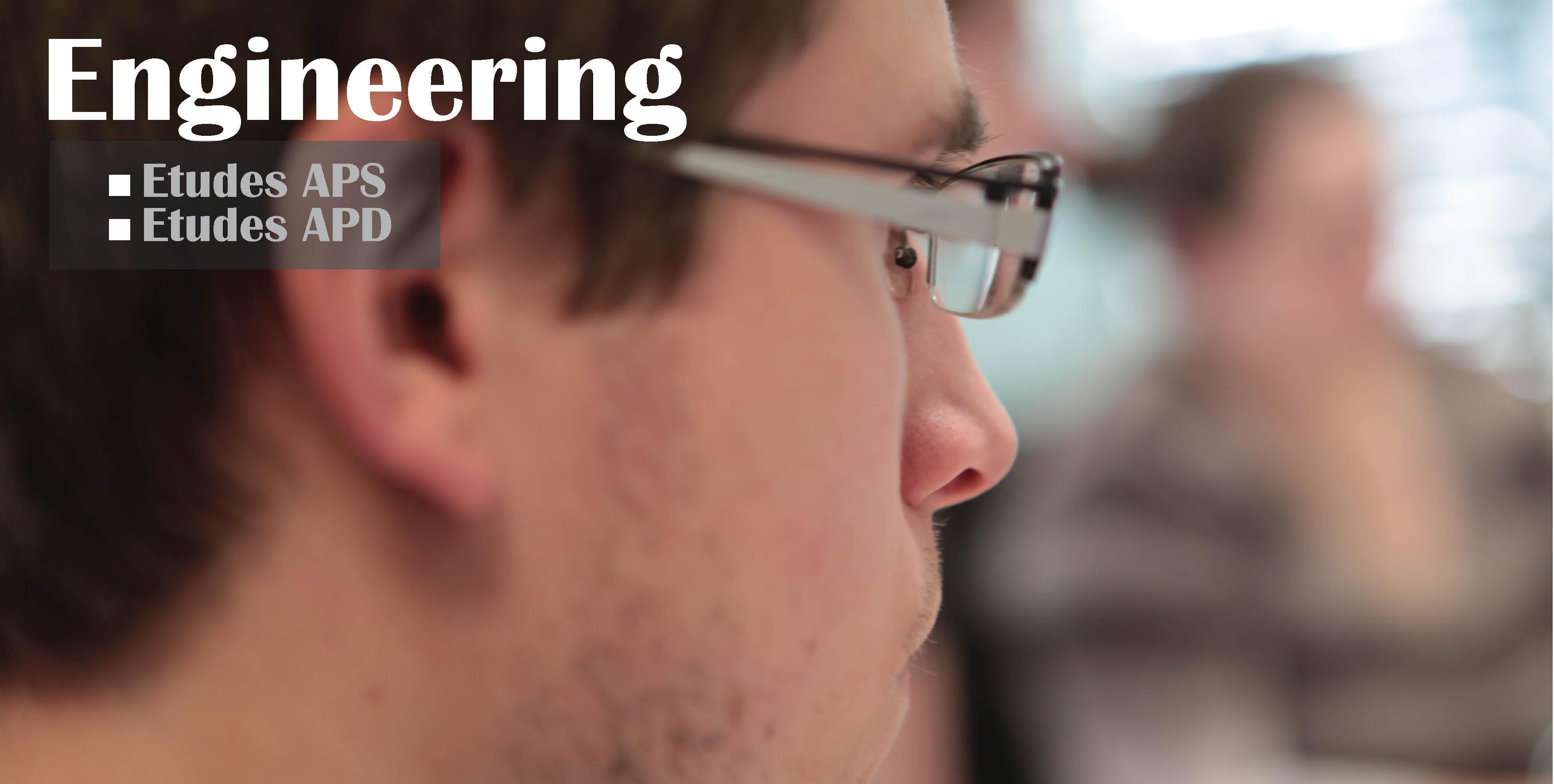 engineering etudes aps apd palamatic process