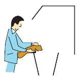 operating mode manual sack opening unit 1