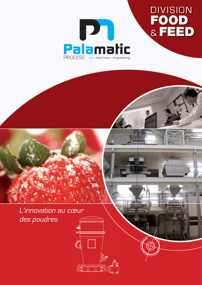 plaquette food feed mini palamatic