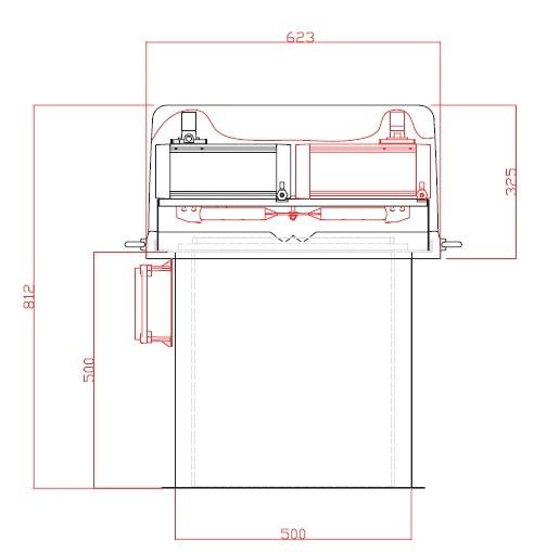 schema dimension filtre de degazage 1