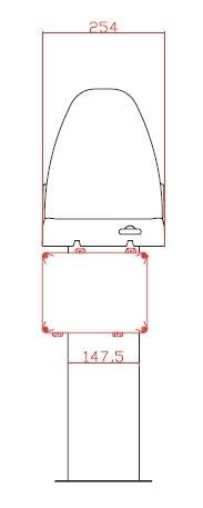 schema dimension filtre de degazage 2