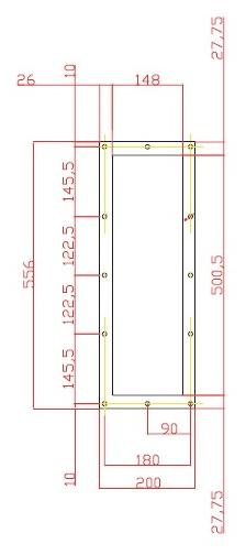 schema dimension filtre de degazage 3