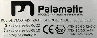 atex palamatic ligne process