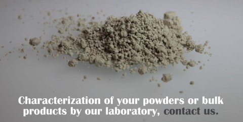 characterization powders bulk products by laboratory kst emi palamatic