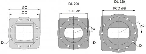 dust lock valve drawing