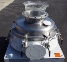 complete vibratory sifter