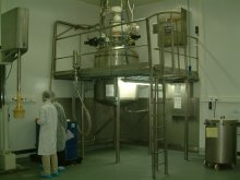 Palamatic process pneumatic conveying line
