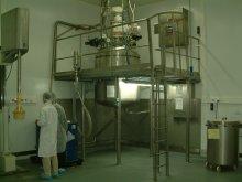Palamatic process pneumatic conveying line
