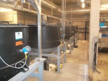 palamatic water treatment installation