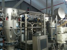 Palamatic process vacuum conveying