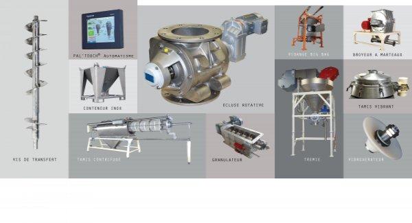 powder machines palamatic