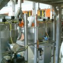 bag discharging system fine chemical industry palamatic