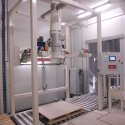 contained fibc filling cabin palamatic