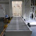 conveyor on fibc filling unit
