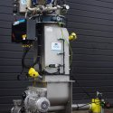 customized suction conveying cyclone palamatic process