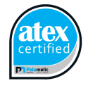 logo atex bleu
