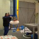 Manutention de sacs industriels : Palamatic Process