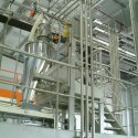 pneumatic conveying fine chemical industry palamatic