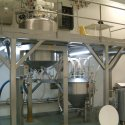 pneumatic conveying hopper feeding palamatic process