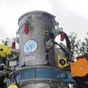 pneumatique transfer cyclone customized palamatic process