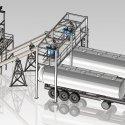 industrial feeding process